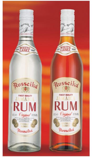 Russeika Rum 37,5% 0,7L