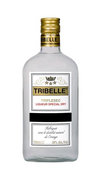 Tribelle Triplesec Lichior de portocale 39% 0,7L