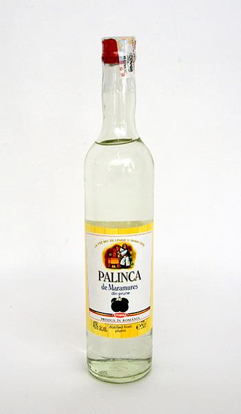 Palinca de Maramureş prune 40% 0,5L